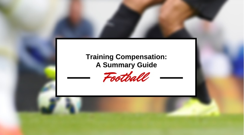 A guide to Training Compensation