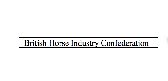 British Horse industry Confederation
