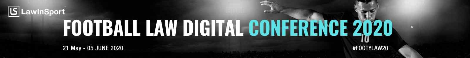 Football Law Digital Conference 2020