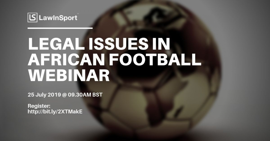 Legal issues in African football