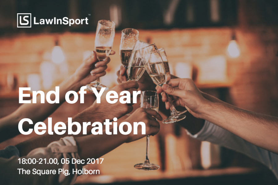 End of Year Celebration Networking Evening