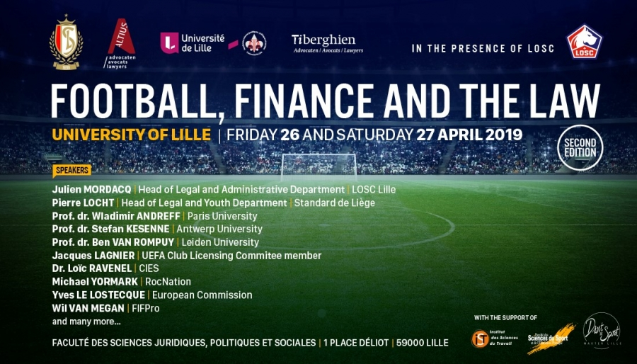 Football, finance, and the law