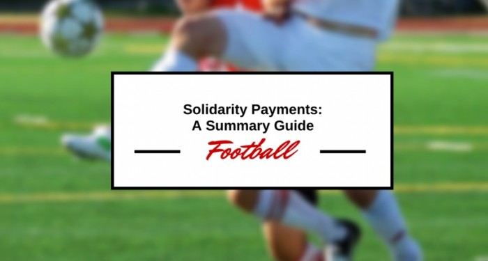 Solidarity Payments in football teaser image
