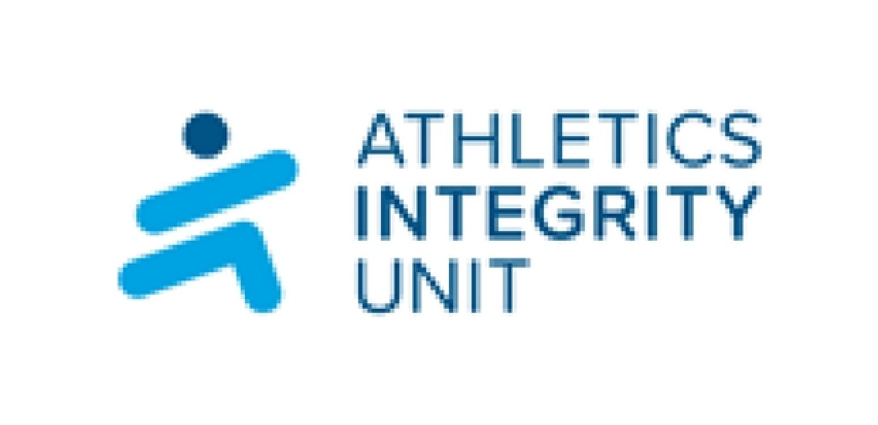 Athletics Integrity Unit Logo
