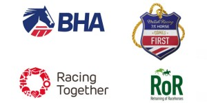 BHA_and_The_Horse_Comes_First_Logos