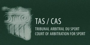 Court of Arbitration for Sport logo