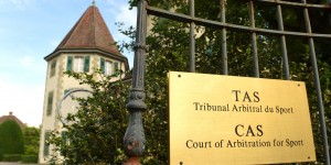 Gates of the Court of Arbitration for Sport