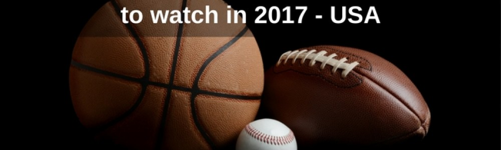 Title image for key sport law cases & developments to watch in 2017 - USA