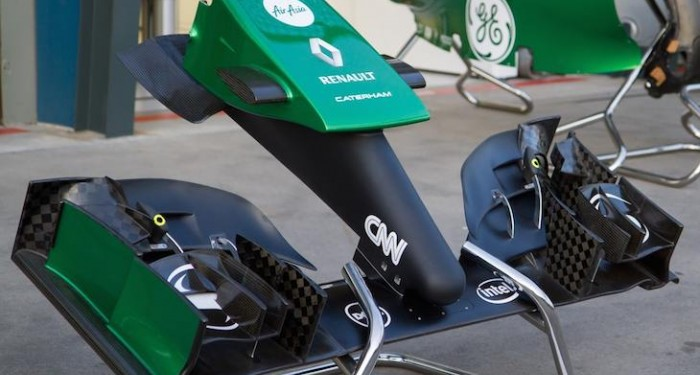 Caterham_CT05_nose