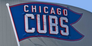 Chicago Cubs Signage