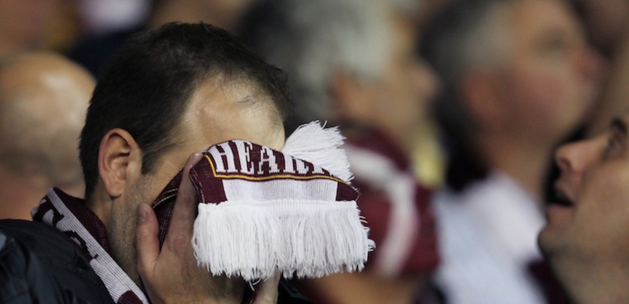 Dejected Hearts Fan