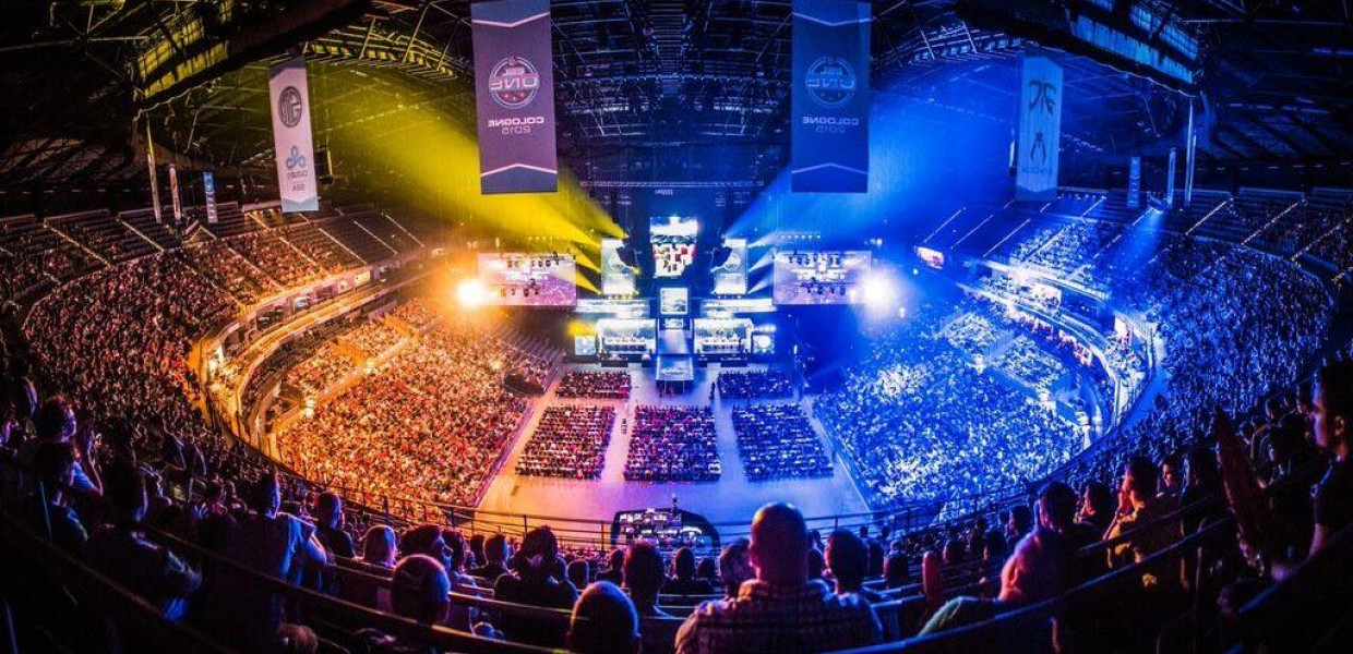 ESL Tournament stadium