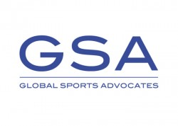 GSA - Global Sports Advocates LLC Logo
