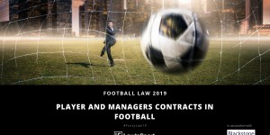 Player and managers contracts in football