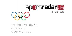 IOC and Sportradar Logo