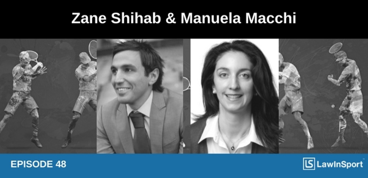 Interview with Zane Shihab and Manuela Macchi on colour trade marks in sport
