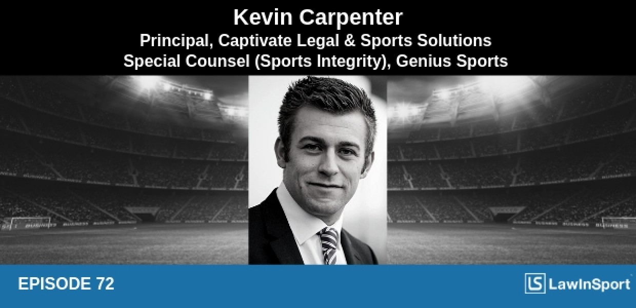 Interview with Kevin Carpenter