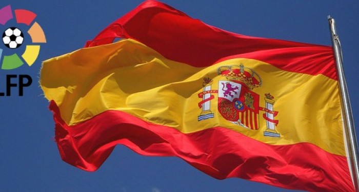LFP_Logo_and_Spanish_Flag