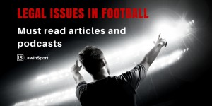 Title image - 80 articles on legal issues in football
