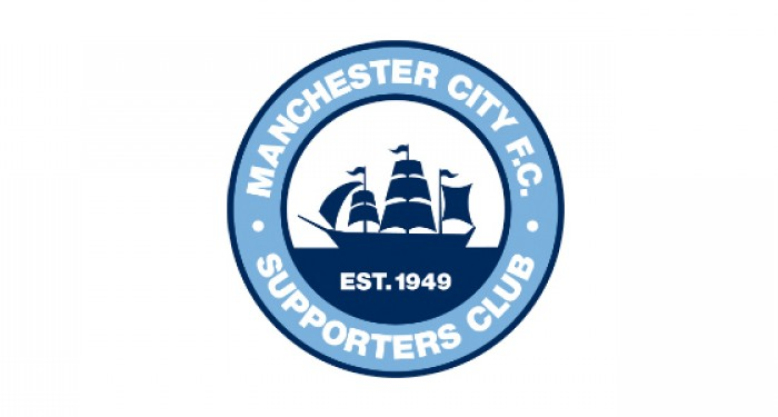 Manchester City FC Supporters Club Logo