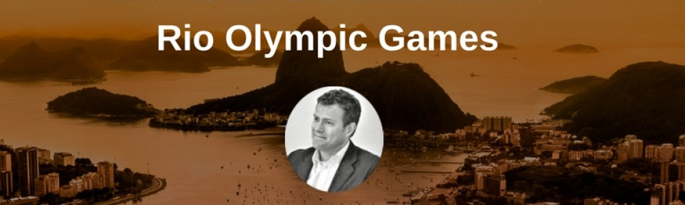 Life as a CAS arbitrator at the Rio Olympic Games - Mark Hovell - Episode 35