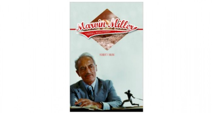 Marvin_Miller_Baseball_Revolutionary_Cover