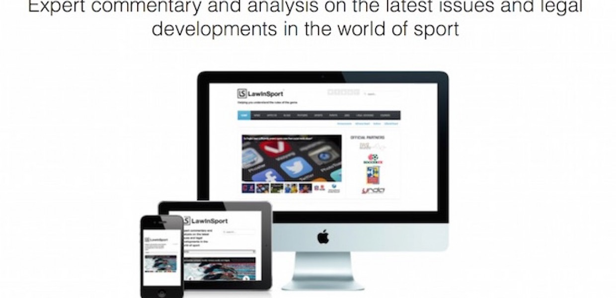 LawInSport Media Pack Image