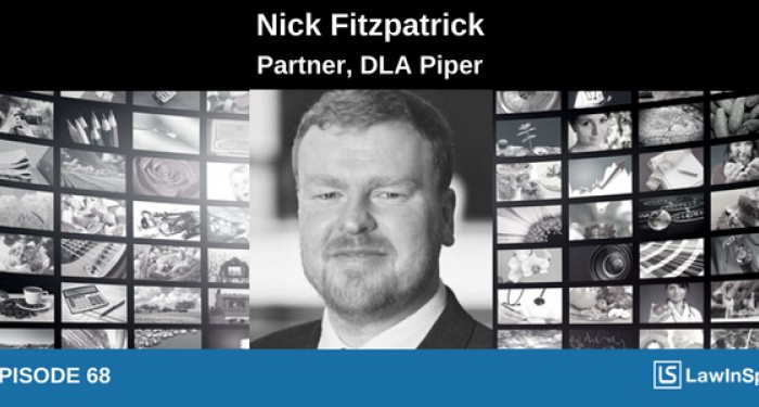 Nick Fitzpatrick podcast title image