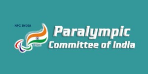 Paralympic Committee of India Logo