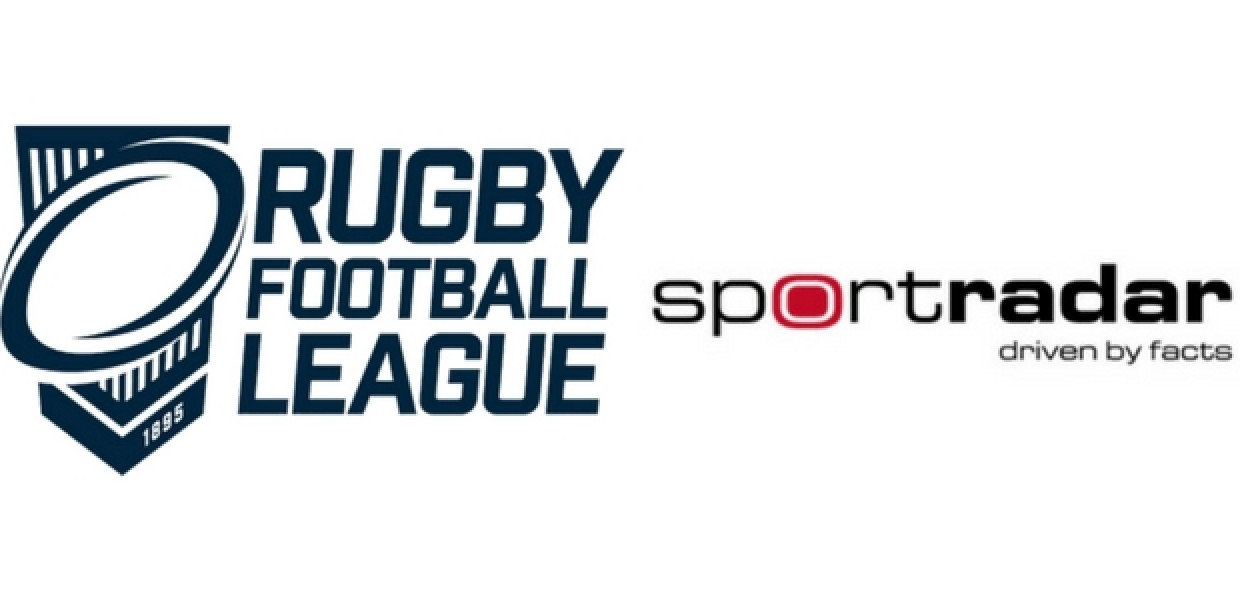 RFL and Sportradar Logo