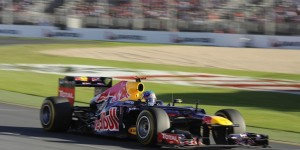 Red Bull Racing Car