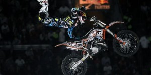 Redbull Games, Motocross Bike