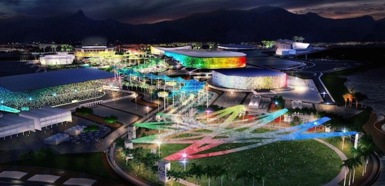 Rio 2016 Infrastructure plans