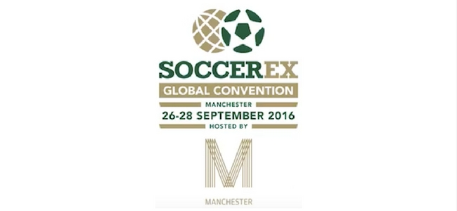 Soccerex Global Convention 2016 Logo