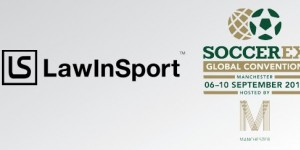 LawInSport at Soccerex 2014