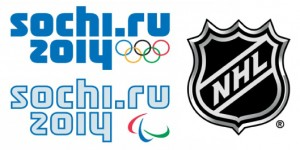 Sochi-2014-and-NHL-Logos