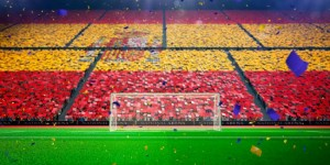Spanish_Flag_Created_by_Fans