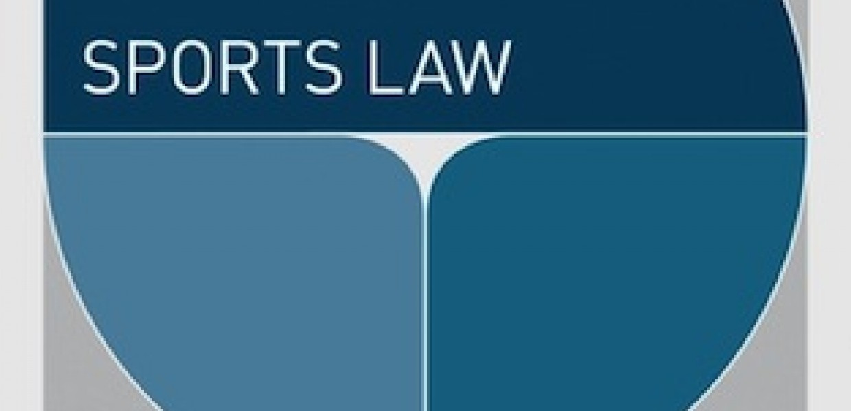 Sports Law Book Cover