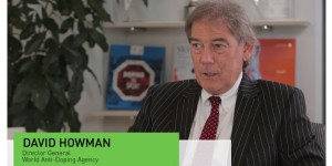 WADA Talks with David Howman