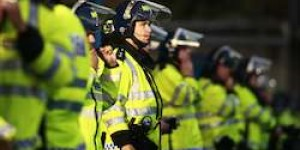 The cost of match day policing - who pays?