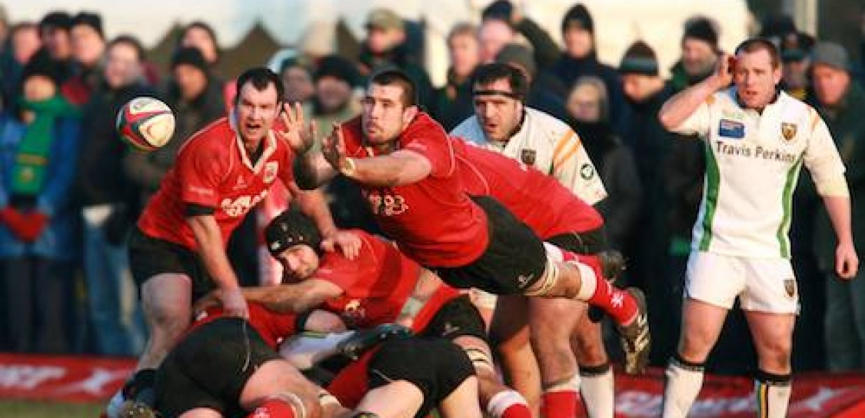 When winning isn't enough: how London Welsh kicked the RFU's Minimum Standards Criteria into touch